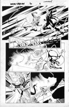 Amazing Spider-Man 786 (v4 #30) p16 Comic Art