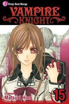 Vampire Knight, Vol. 15