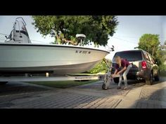 Trailer Valet - Trailer Dolly - YouTube