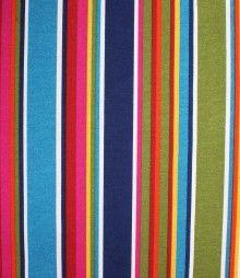 Rayado multicolor