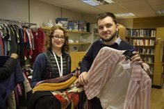 A shortage of volunteers could force St Luke's Hospice to close its shops during…