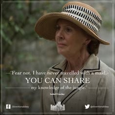 #DowntonAbbey | Isobel quote