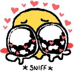 Cute Memes, Funny Memes, Emoji Drawings, Emoji Images, Cute Emoji, Funny Emoji, Cute Messages, Cute Doodles, Sprites