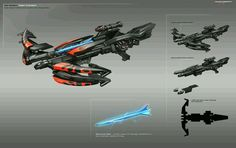 Crossbow futuristic
