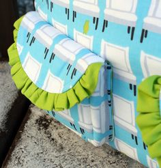 Frou Frou Bag Sewing Pattern