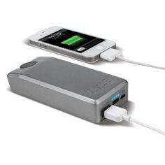 Amazon.com: Eton NBOTU2000S Rechargeable USB Battery Pack with Hand Turbine Power Generator: Electronics