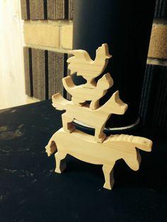 【子供の知育おもちゃ】【インテリア】「 木の素材を生かした手作り木工雑貨を製作しています 」 ・子供のおもちゃです。 ・やすりをかけて丁寧仕上げています。ニス...|ハンドメイド、手作り、手仕事品の通販・販売・購入ならCreema。