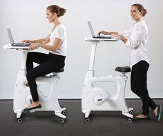 Flexispot Exercise Desk Bike