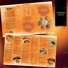 print their menus and weekly monthly specials thi restaurant menu card ...
