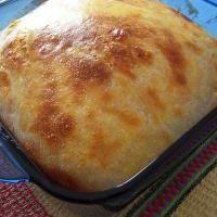 Serbian Version of Puffy Cheese Soufflé: Serbian Prijesnac