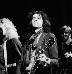Jimmy Page, he looks amazing here as always!!!!