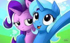 Starlight Glimmer & Trixie