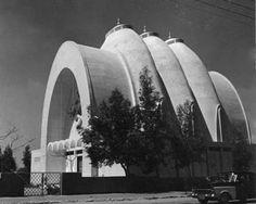 Église Ste-Catherine, Cairo, Architect: Naoum Shebib (1950)