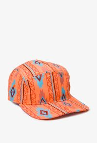 Ganado Print Five-Panel Hat #Festival2013 #21Men #Summer