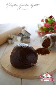 Pasta frolla light al cacao
