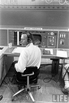 Alan Shepard - Pre-Launch Photographer: Ralph Morse