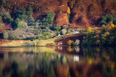 Осень вШотландии