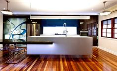 Modern Luxury Kitchen Architectural Design Interior Decor - Decorteen