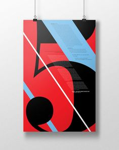 Typeverything.com - Bodoni Poster by Caleb Newberg.