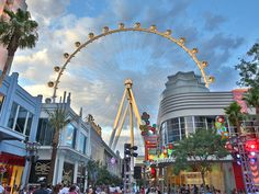 High Roller at The Linq Las Vegas