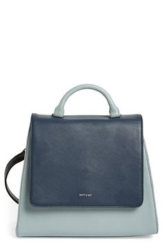 Matt & Nat 'Keely' Vegan Leather Satchel available at #Nordstrom