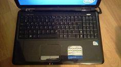 Asus Notebook K50IJ gebraucht - defekt - mit Netzteil