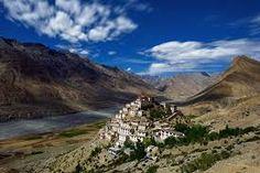 key monastery spiti valley himachal pradesh