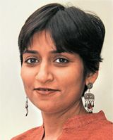 Nilanjana Roy is an Indian journalist, literary critic and author of The Wildings...