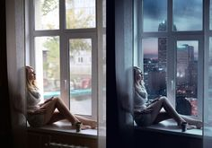 Before and after Photoshop pictures - 16