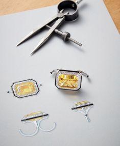 Jewelry Design Drawing, Jewelry Sketch, Jewellery Sketches, Jewelry Model, Jewelry Crafts, Jewelry Art, Gemstone Jewelry, Antique Jewelry, Vintage Jewelry