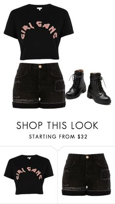 """Untitled #445"" by coolincr ❤ liked on Polyvore featuring River Island"