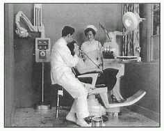 Dental Art Studio: The History of Dentistry Equipment pics) Dental Humor, Dental Hygiene, Dental Health, Oral Health, Dental Photos, Dental Art, Oral Surgery, Vintage Medical, Dental Assistant