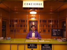 movies-the-grand-budapest-hotel-still-07.jpg (618×464) A shot at the concierge counter would be nice.