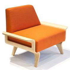 Osaka Chair St Tropez Tangerin