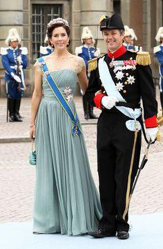 Prince Frederik Of Denmark Photo - Guests at Princess Victoria's Wedding