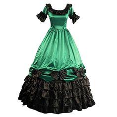Partiss Damen Vintage Masquerade BallGown Prom gotische Lolita Cosplay Abendkleid Partiss http://www.amazon.de/dp/B00YEEE55E/ref=cm_sw_r_pi_dp_vp2fwb1WCSFK0