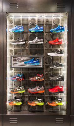 Board_Nike Retail Interior | Flyknit Lunar 2, Nikestore Westfield-Stratford | by Millington Associates