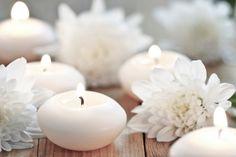 A las velas blancas se les atribuye la fuerza y el poder de la unidad / Foto: Thinkstock