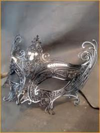 silver mask....;)