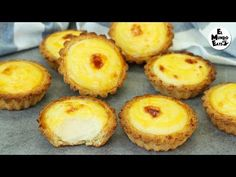 My version of the ever so famous baked cheese tart that's originally from Hokkaido. Flaky crust and ohhh so creamy cheesey filling. Bake Cheese Tart, Cheese Tarts, Baked Cheese, Bakery Recipes, Tart Recipes, Sweet Recipes, Fun Recipes, No Bake Desserts, Just Desserts