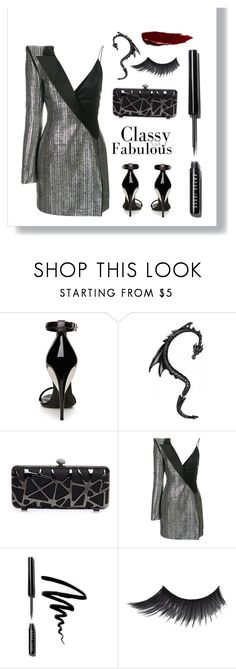 """#Fabulous"" by leliuscris on Polyvore featuring moda, La Perla, J. Furmani, Thierry Mugler y Bobbi Brown Cosmetics"
