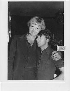 Dustin Hoffman Jon Voight VINTAGE Photo