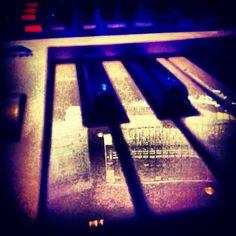 Burnt keys