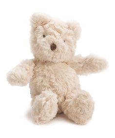Loving this Ragtales Mini Darcy Bear Plush Toy on #zulily! #zulilyfinds