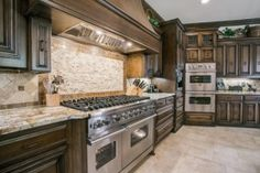 Traditional Kitchen Design in Plano TX http://www.DFWImproved.com  #KitchenDesign #PlanoTX
