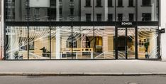 Loehr furniture for Sonos concept store, Berlin – Germany » Retail Design Blog