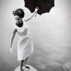 Stay dry, don't drive through big puddles, and have a great weekend x ☔️ 🌂 ☔️ - - Audrey Hepburn, Slow Fashion, Happy Friday, Bespoke, The Past, Hollywood, Couture, Female