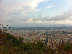 Qualcosa d'altro: Nizza: non-italiani in gita al Mont Boron