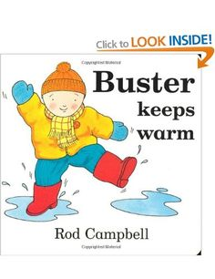 Buster Keeps Warm: Amazon.co.uk: Rod Campbell: Books