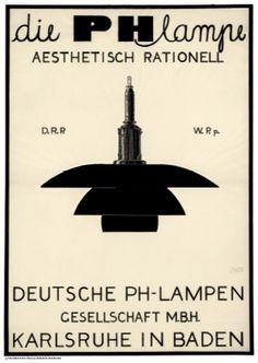 Louis Poulsen - PH Lampe - Tyskland #font